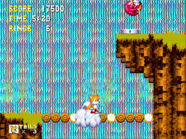 Sonic the Hedgehog 3 - NOT KNUKLES AGAIN - User Screenshot